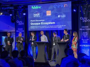 Новые возможности для Smartoffice с Quuppa