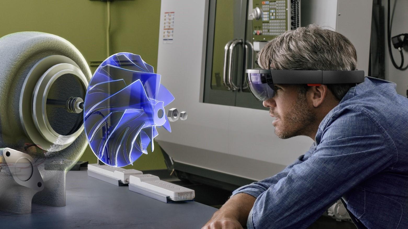 Дополненная реальность Merusoft Augmented Reality