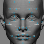 Indoor positioning with face recognition system