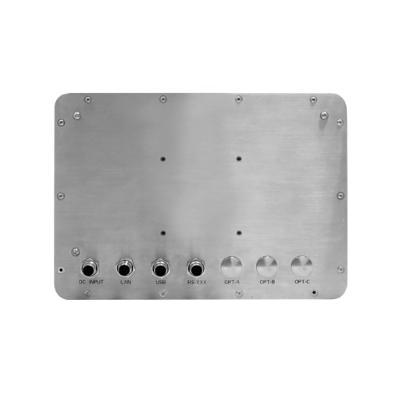 Защищенный киоск (планшетный компьютер) TWP-1010-BSW