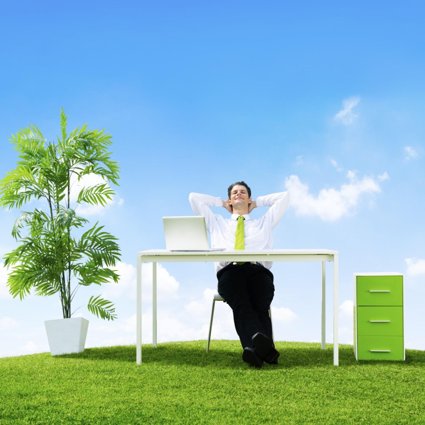 Качество воздуха и уровень комфорта в офисе