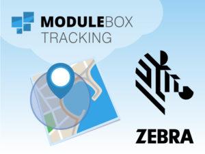 В рамках продукта Merusoft Tracking установлено партнёрство с компанией ZEBRA Technology