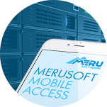 Merusoft Mobile Access: доступ в помещение посредством смартфона