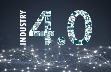 Индустрия 4.0 Лого